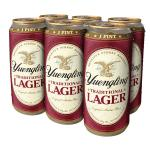 YUENGLING LAGER 6PK 16OZ CAN