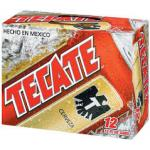 TECATE 12 pk cans